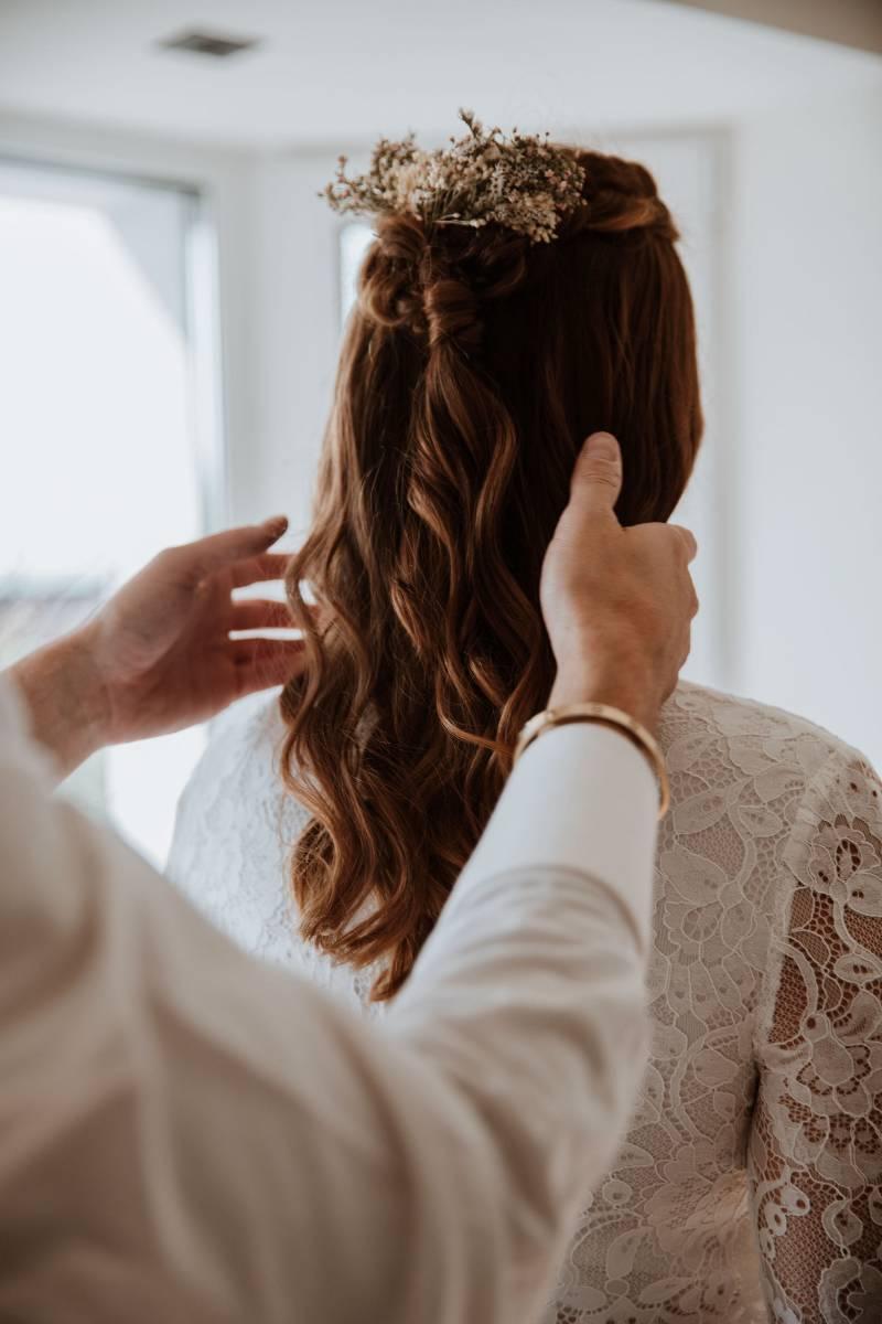 Alissia Porez - IMG_2234 - Model Astrid Dendauw  - Fotograaf Reis Deweirdt - House of Weddings 3