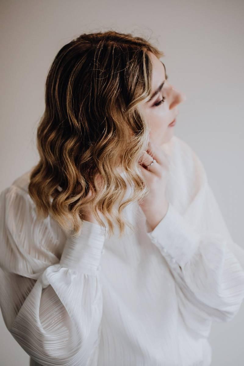 Alissia Porez - Model Margot Neyens - Fotograaf Lux Visual Storytellers - House of Weddings