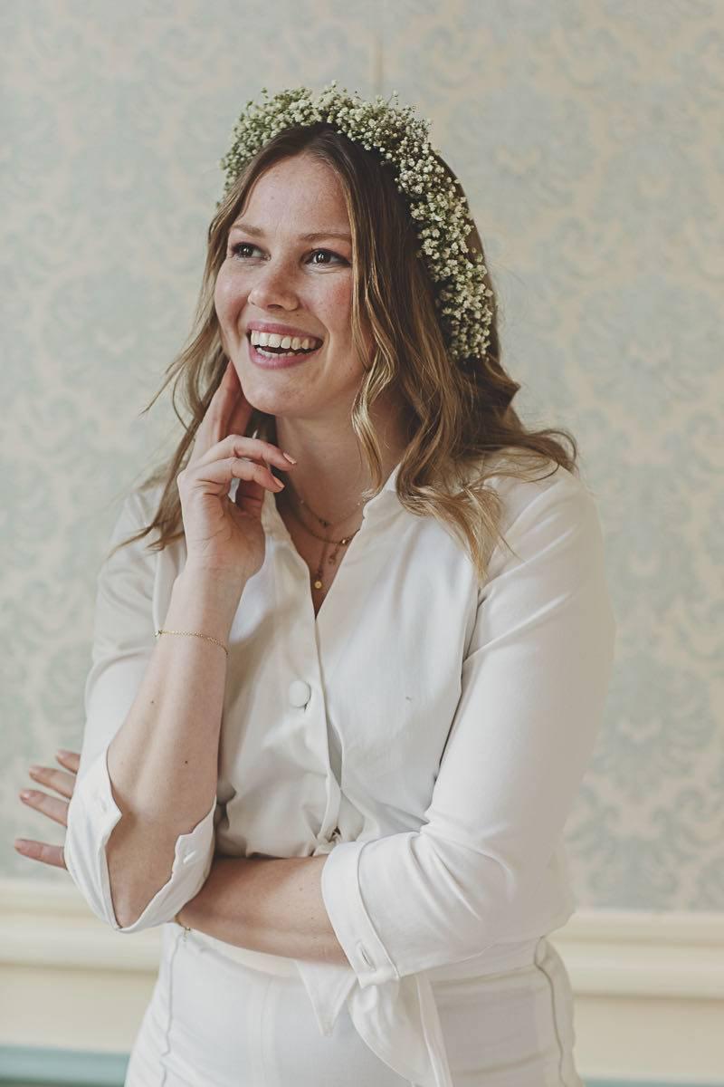 Alissia Porez - Modellen  Lieselot Ostyn - Fotograaf Isabel Vanhalst  - House of WeddingsAlissia Porez - dammeF-zz-248 4
