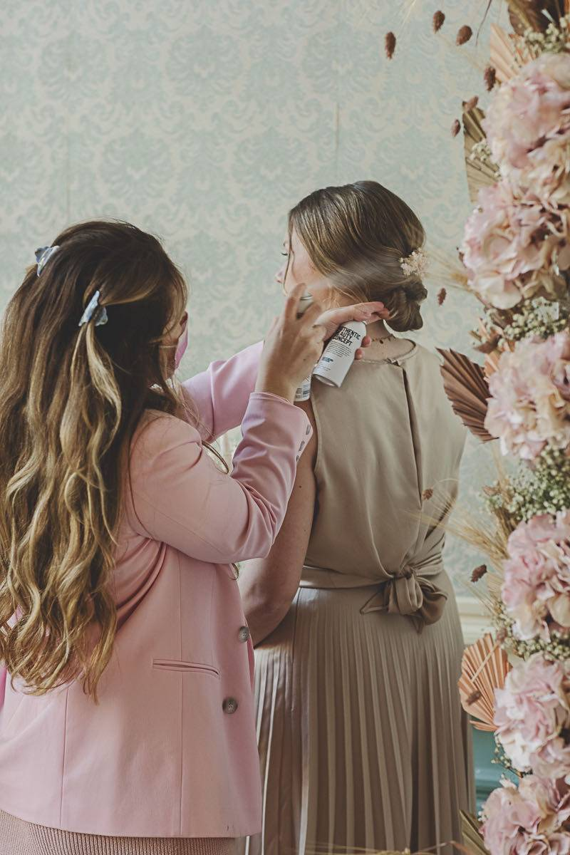 Alissia Porez - Modellen  Lieselot Ostyn - Fotograaf Isabel Vanhalst  - House of WeddingsAlissia Porez - dammeF-zz-248