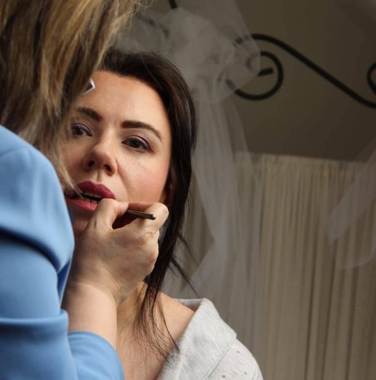 Corestilo - Bruidsmake-up - Bruidskapsel - Beauty - House of Weddings - 11