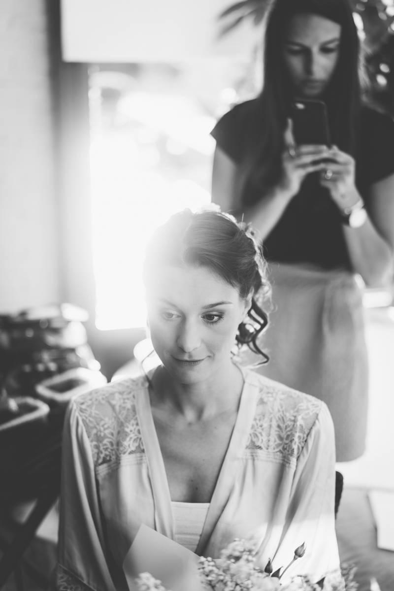 Eline Make-Up & Hair H Foto Alex Vandenbroeck - House of Weddings