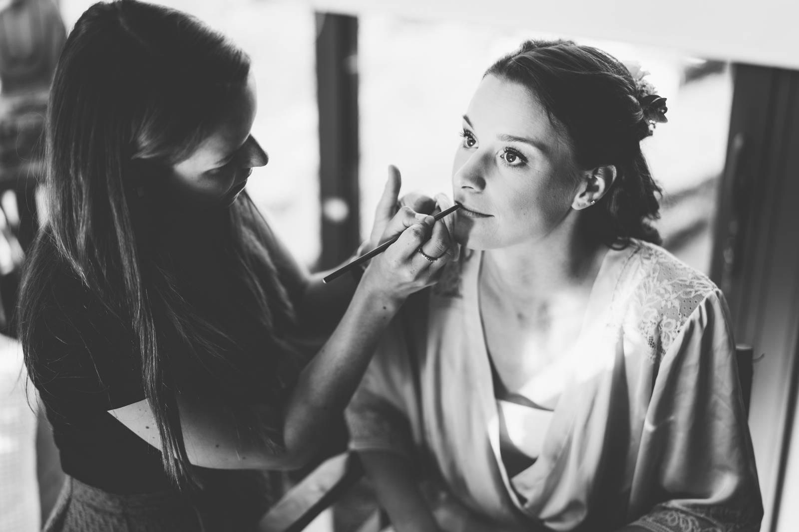 Eline Make-Up & Hair Z Foto Alex Vandenbroeck  - House of Weddings (1)