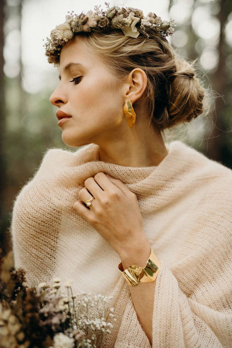 Elisa Lee - Verlovingsring - Trouwring - Juwelen - Bruidsjuwelen - Fotograaf Frankie & Fish - House of Weddings - 15