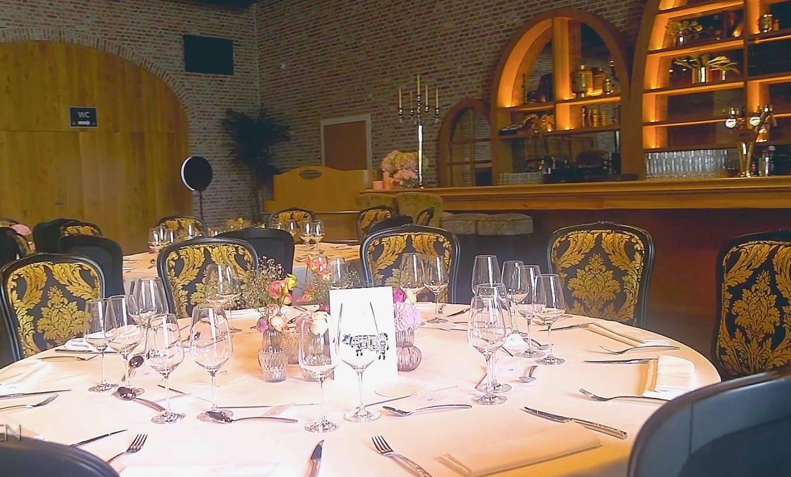 Het Bierkasteel - Feestzaal Izegem (West-Vlaanderen) - Brouwerij - Restaurant - Industrieel - House of Weddings - 12