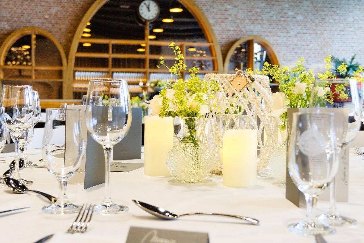 Het Bierkasteel - Feestzaal Izegem (West-Vlaanderen) - Brouwerij - Restaurant - Industrieel - House of Weddings - 2