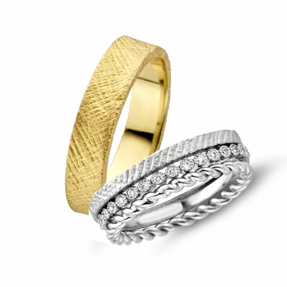 Juwelier Vandromme - Juwelen - Trouwring - Verlovingsring – House of Weddings - 14