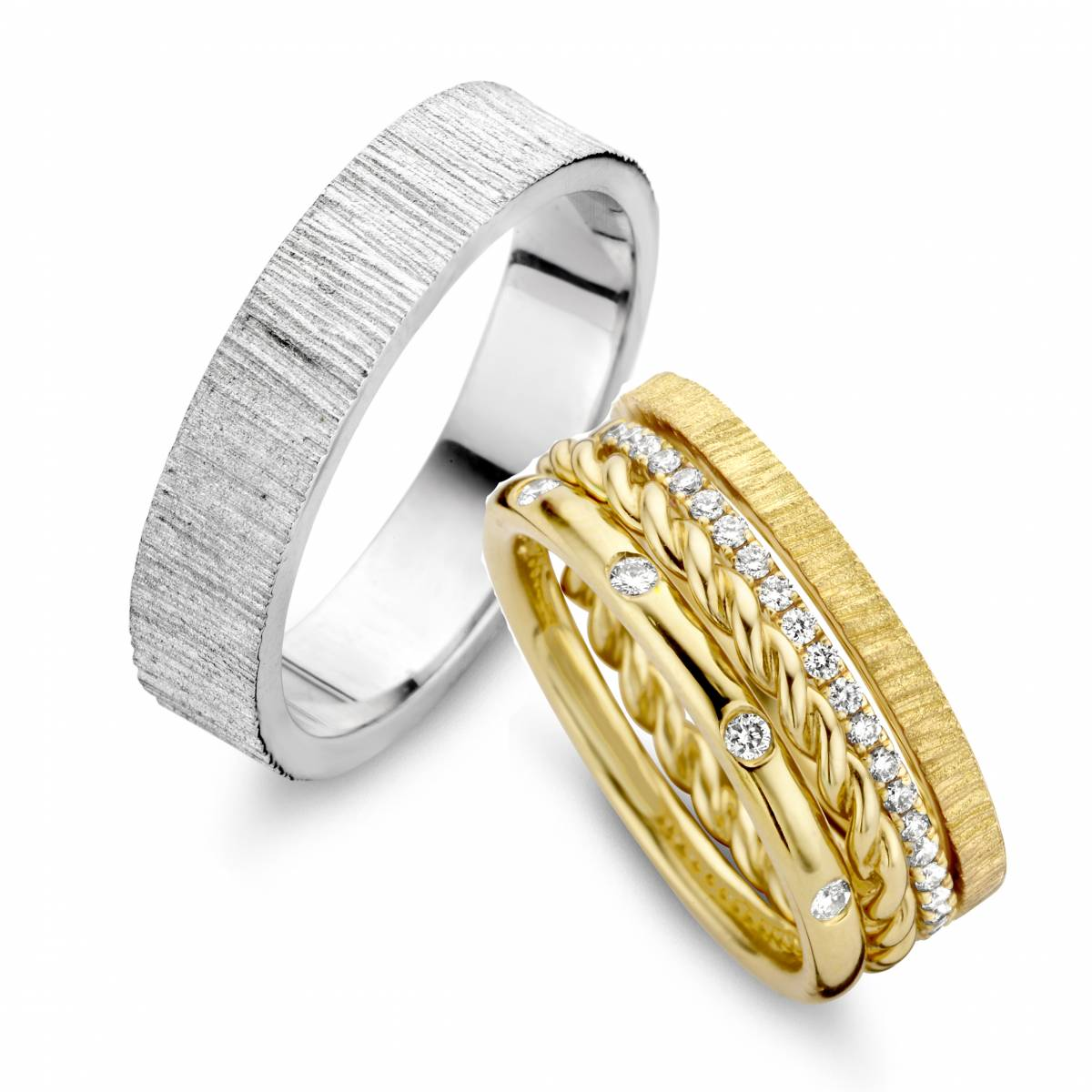 Juwelier Vandromme - Juwelen - Trouwring - Verlovingsring – House of Weddings - 16
