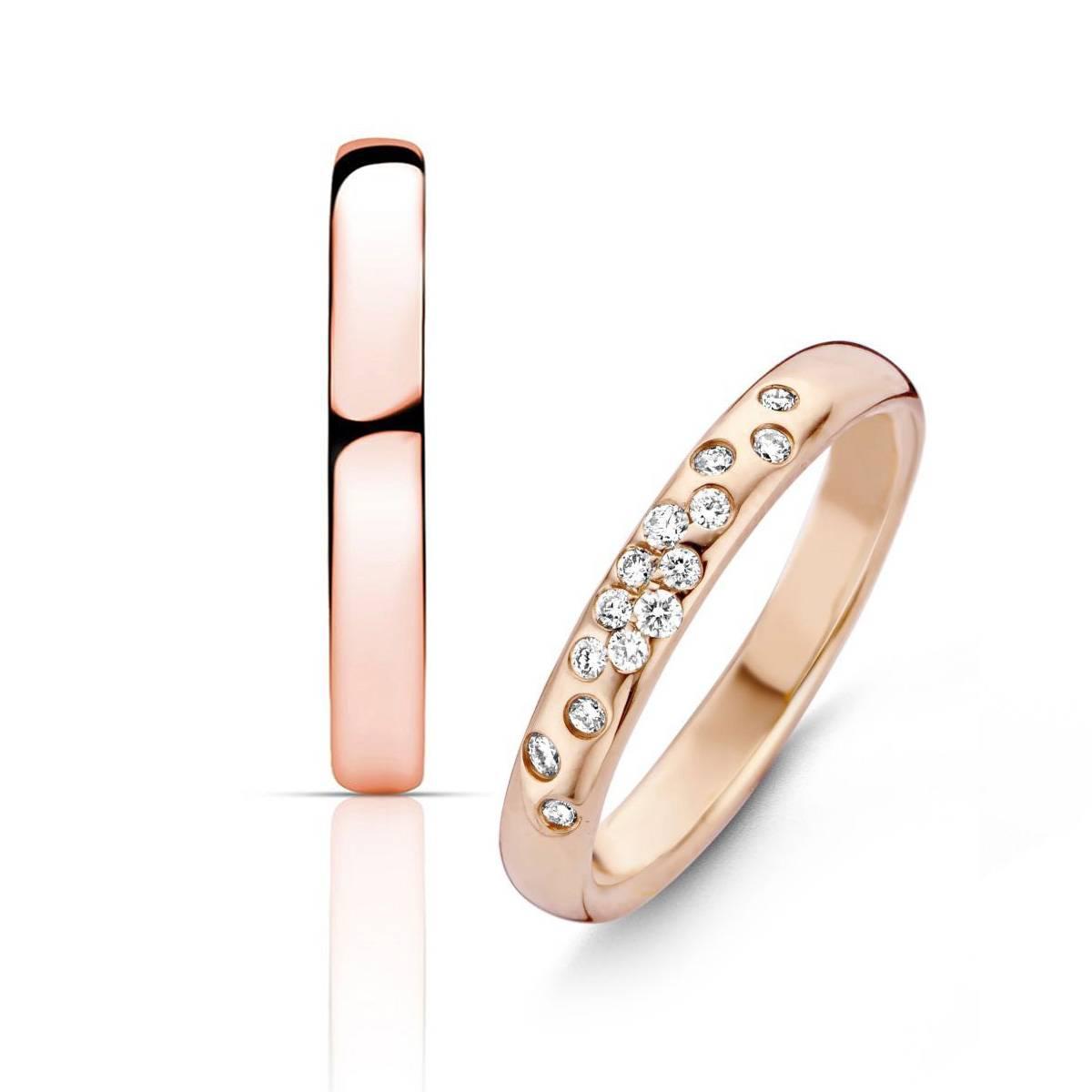 Juwelier Vandromme - Juwelen - Trouwring - Verlovingsring – House of Weddings - 5