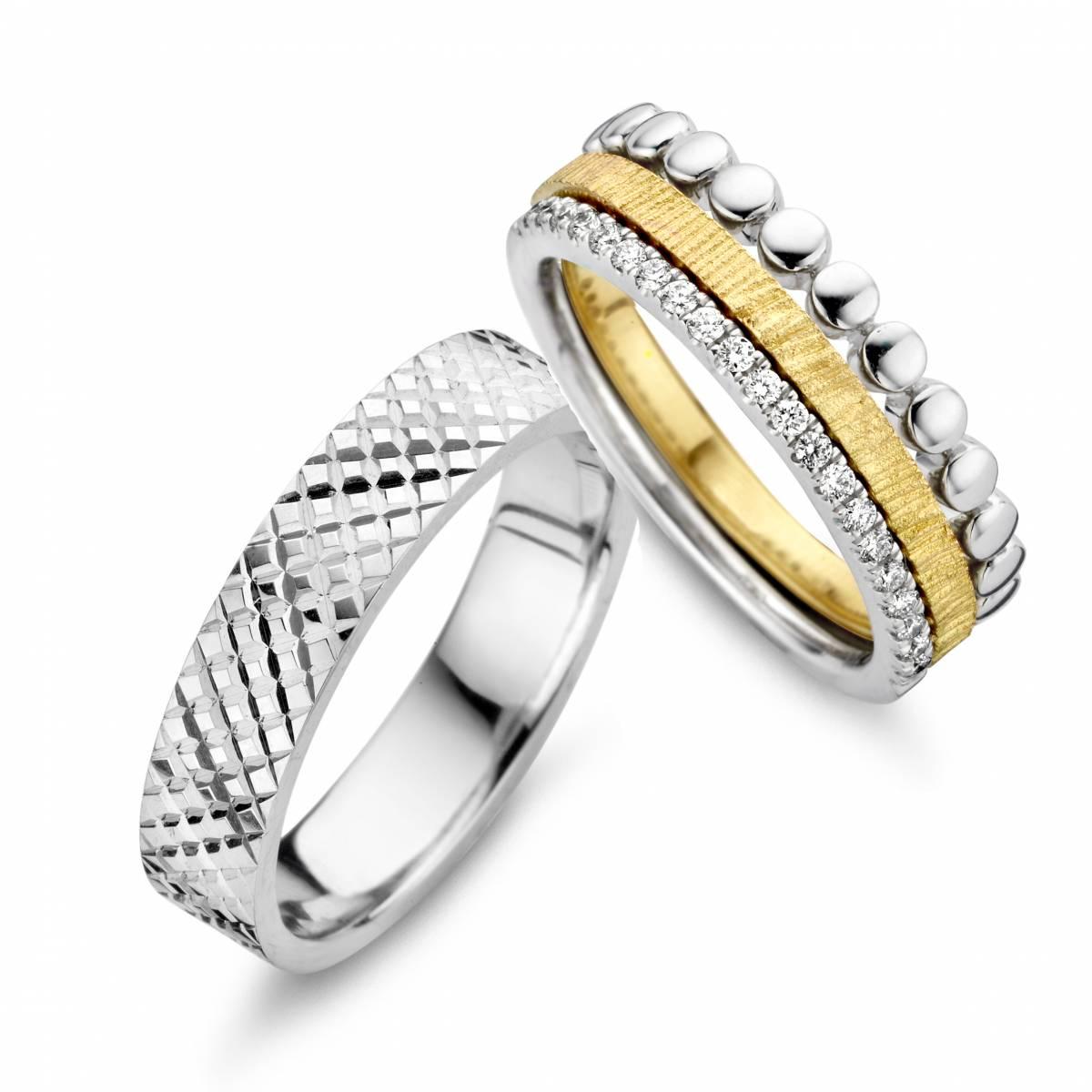 Juwelier Vandromme - Juwelen - Trouwring - Verlovingsring – House of Weddings - 80