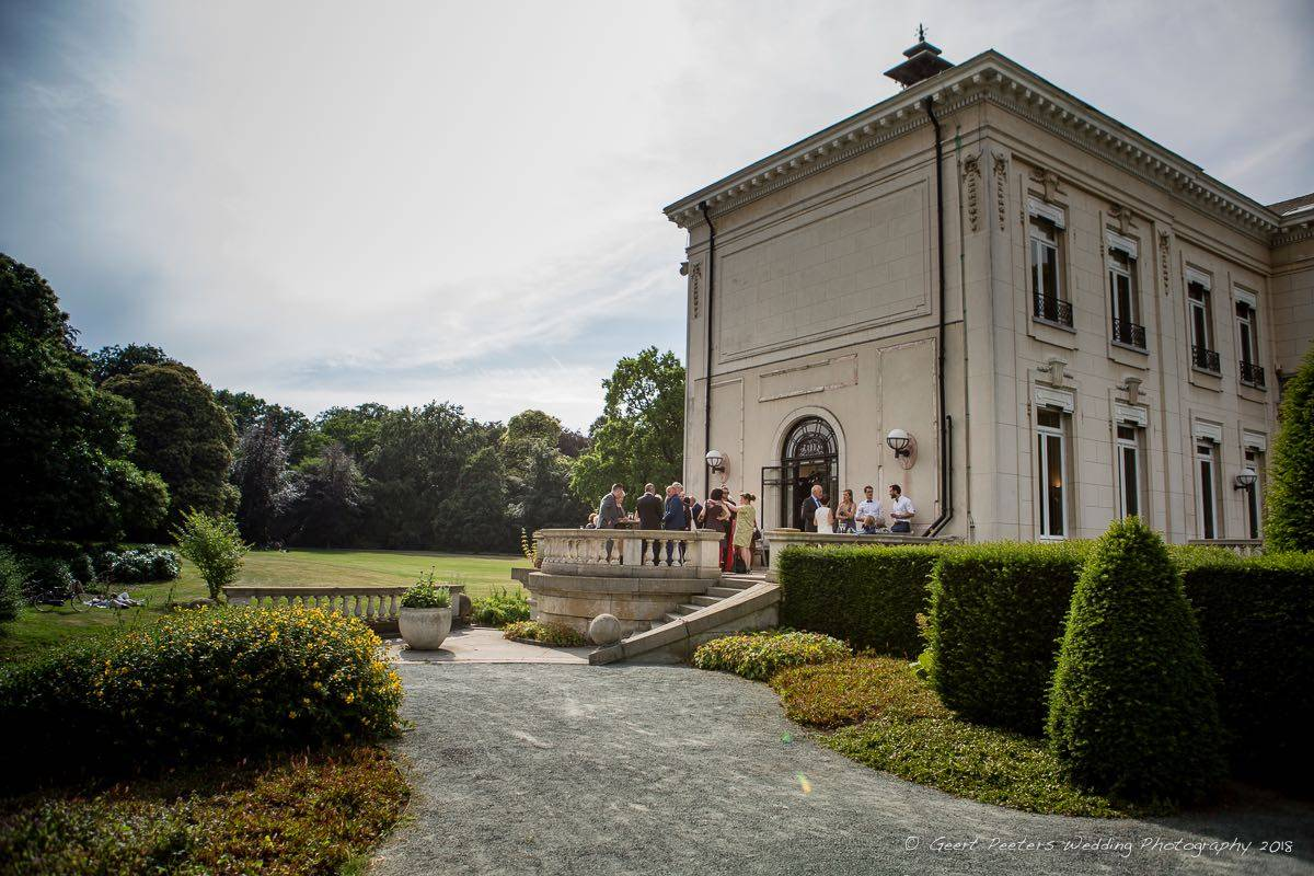 Kasteel Den Brandt - Feestzaal - Trouwzaal - Kasteel - House of Weddings - 10