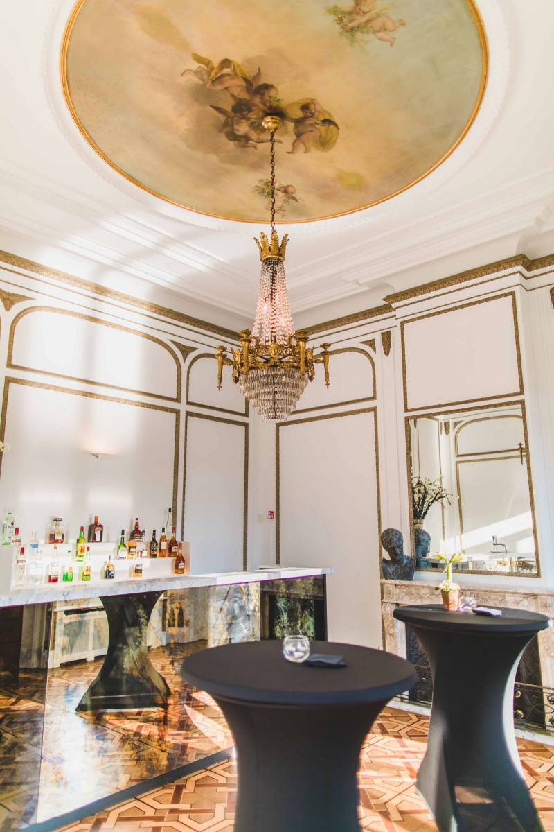 Kasteel Den Brandt - Feestzaal - Trouwzaal - Kasteel - House of Weddings - 34