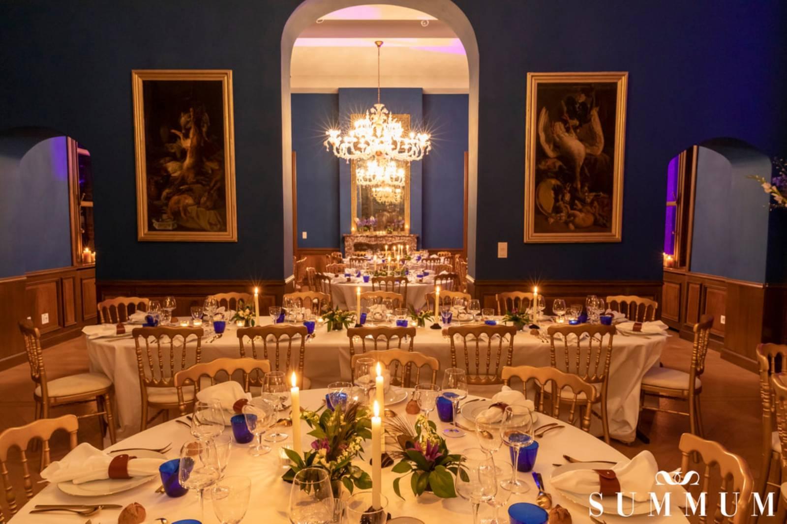 Kasteel van Ingelmunster - Feestzaal - Fotograaf Picturesk - House of Weddings (27)