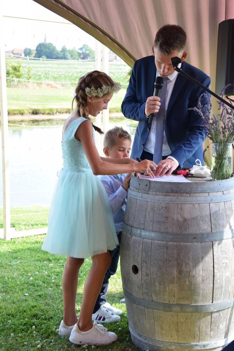 Live 4 Love - Ceremoniespreker - House of Weddings - 1