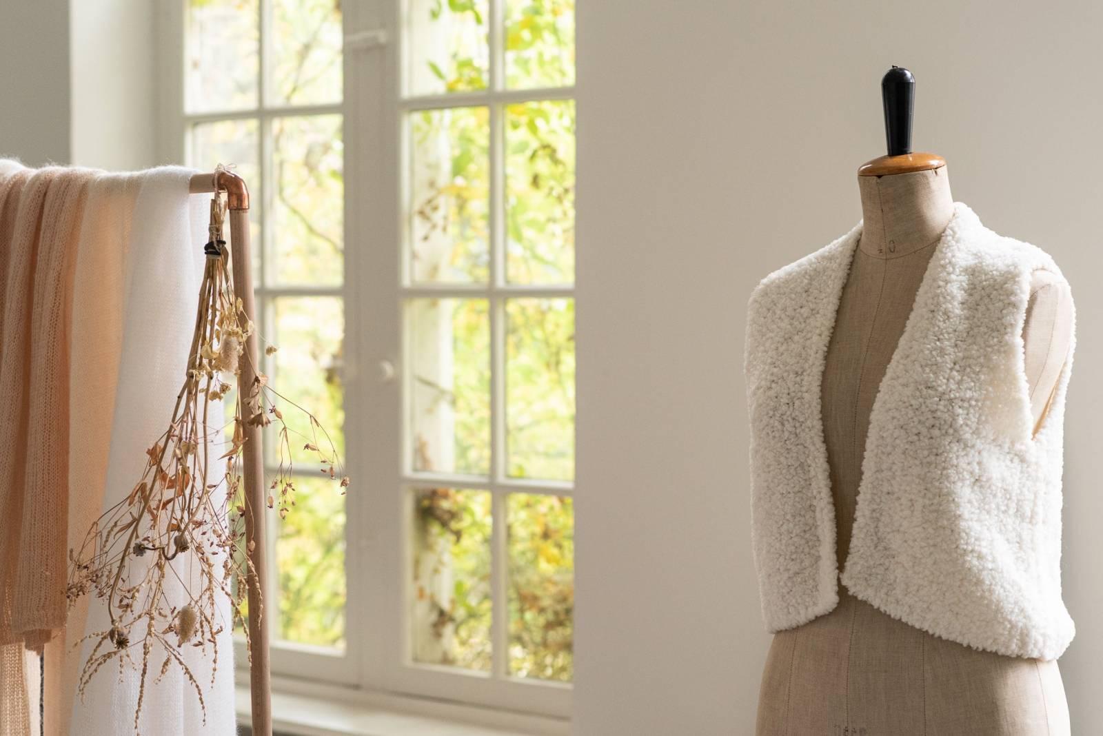 Lotte Van Huyck - Bridal Knitwear - Sjaals - Bridal workshop - Vrijgezellen activiteit - House of Weddings - 13