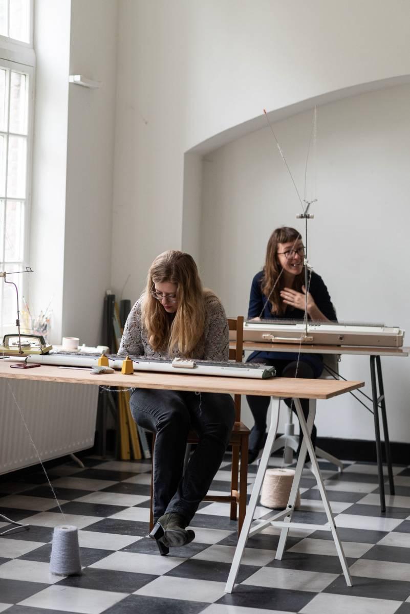 Lotte Van Huyck - Bridal Knitwear - Sjaals - Bridal workshop - Vrijgezellen activiteit - House of Weddings - 14