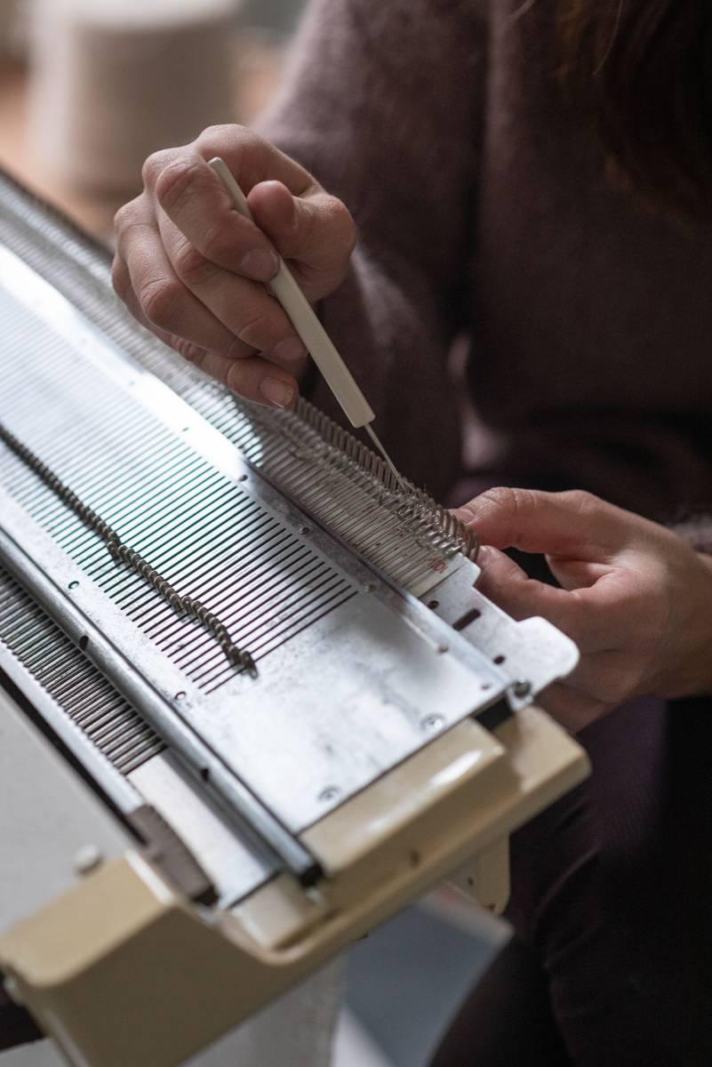 Lotte Van Huyck - Bridal Knitwear - Sjaals - Bridal workshop - Vrijgezellen activiteit - House of Weddings - 19