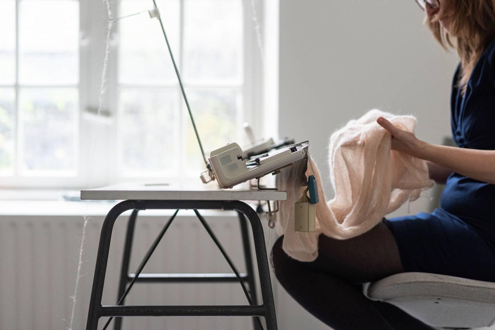 Lotte Van Huyck - Bridal Knitwear - Sjaals - Bridal workshop - Vrijgezellen activiteit - House of Weddings - 22