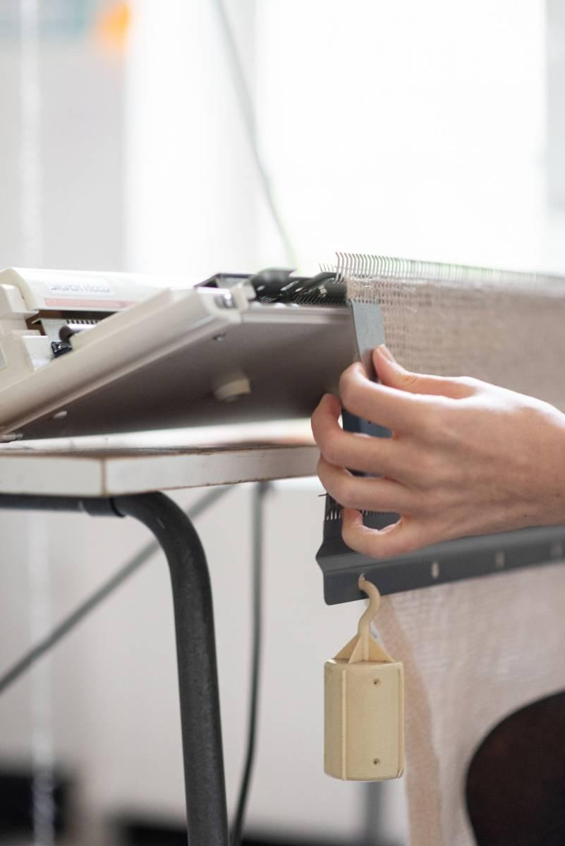 Lotte Van Huyck - Bridal Knitwear - Sjaals - Bridal workshop - Vrijgezellen activiteit - House of Weddings - 23