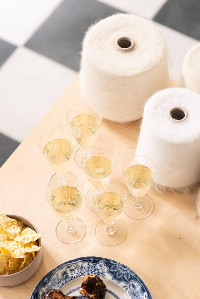 Lotte Van Huyck - Bridal Knitwear - Sjaals - Bridal workshop - Vrijgezellen activiteit - House of Weddings - 26