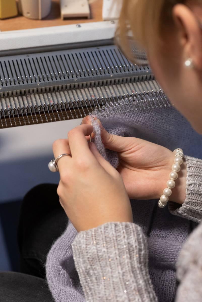 Lotte Van Huyck - Bridal Knitwear - Sjaals - Bridal workshop - Vrijgezellen activiteit - House of Weddings - 29