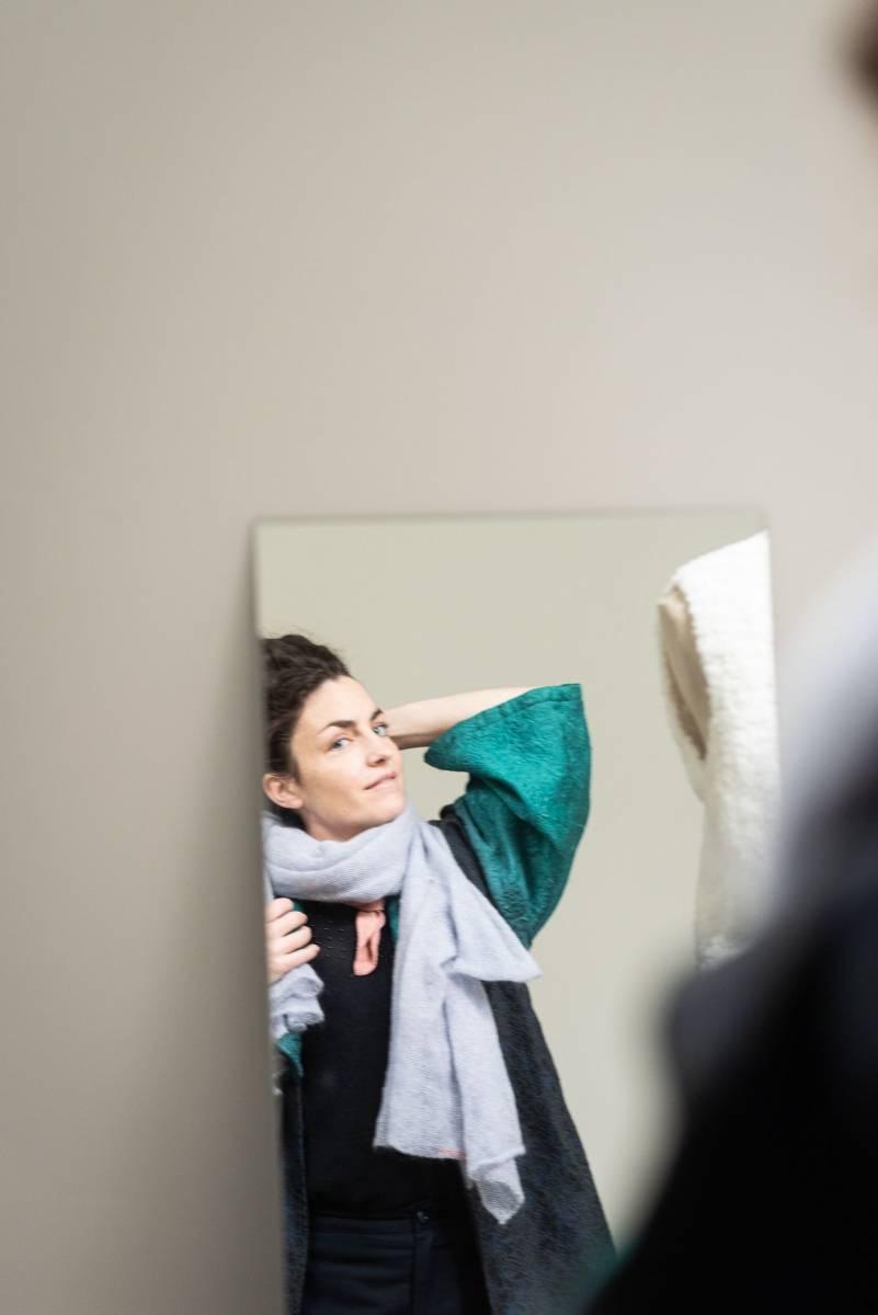 Lotte Van Huyck - Bridal Knitwear - Sjaals - Bridal workshop - Vrijgezellen activiteit - House of Weddings - 8