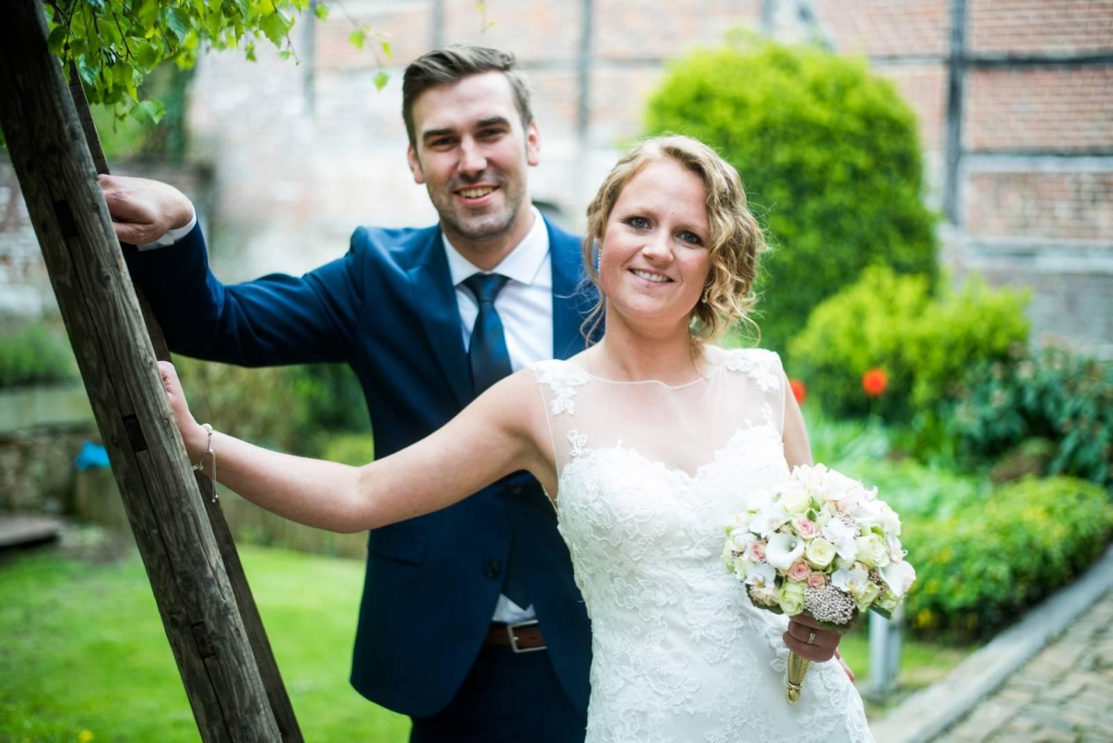 Michèle Feyaerts - Bruidskapsel - Bruidsmake-up - House of Weddings - 14