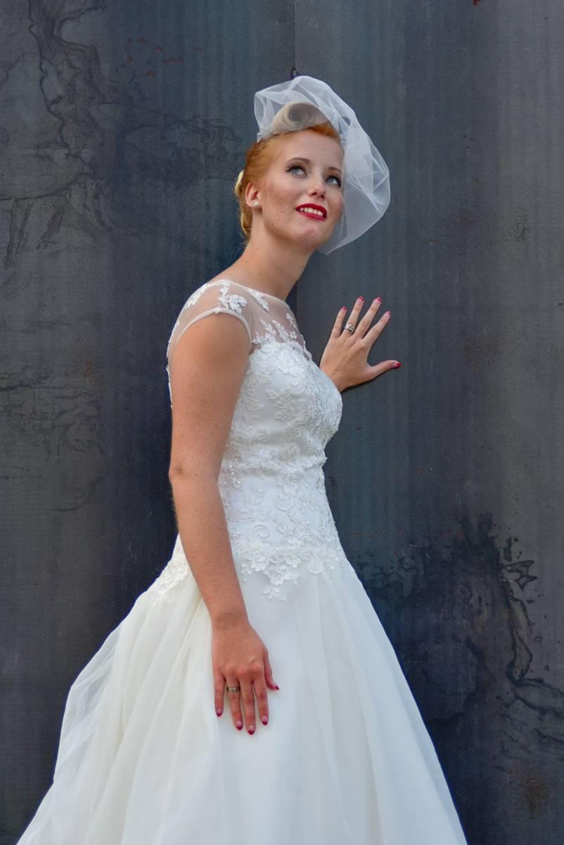 Michèle Feyaerts - Bruidskapsel - Bruidsmake-up - House of Weddings - 2