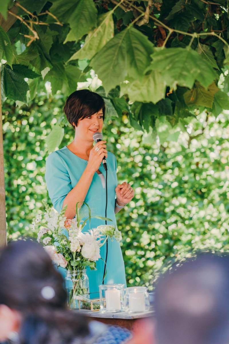 Tine De Donder - Huwelijksceremonie - Ceremoniespreker - Glenn Onzia - House of Weddings 26