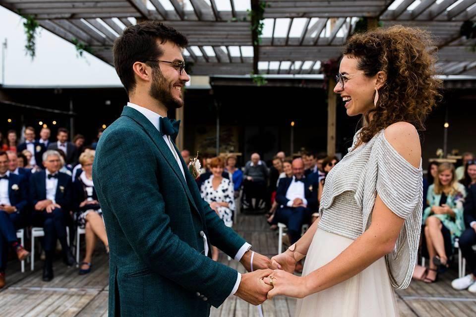 Tine De Donder - Huwelijksceremonie - Ceremoniespreker - Maarten Devoldere - House of Weddings 18
