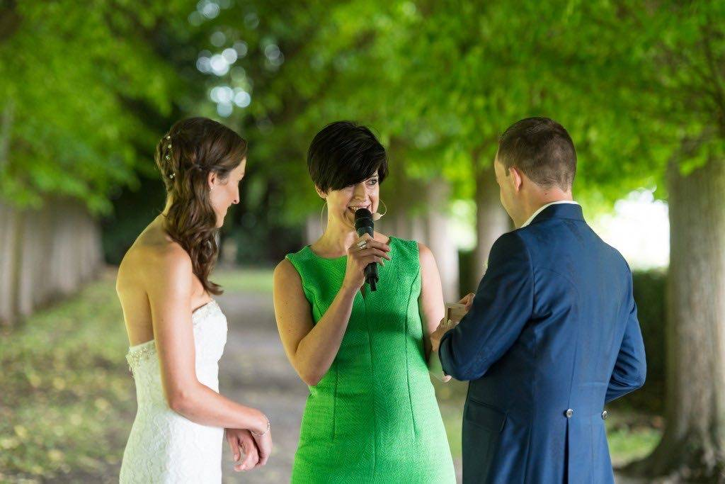 Tine De Donder - Huwelijksceremonie - Ceremoniespreker - Raf Ketelslagers en Ruud Lathouwers - House of Weddings 10