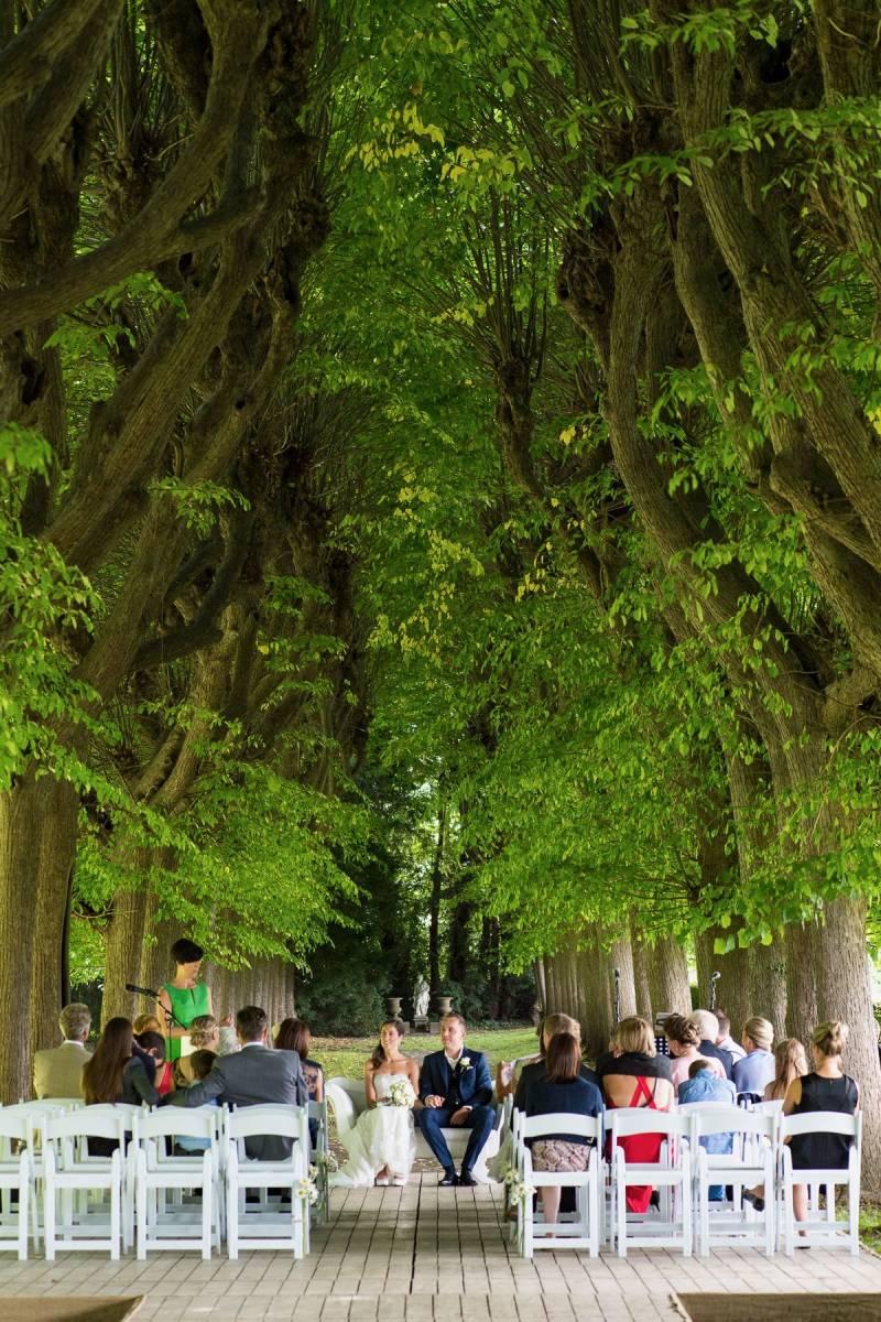 Tine De Donder - Huwelijksceremonie - Ceremoniespreker - Raf Ketelslagers en Ruud Lathouwers - House of Weddings 12