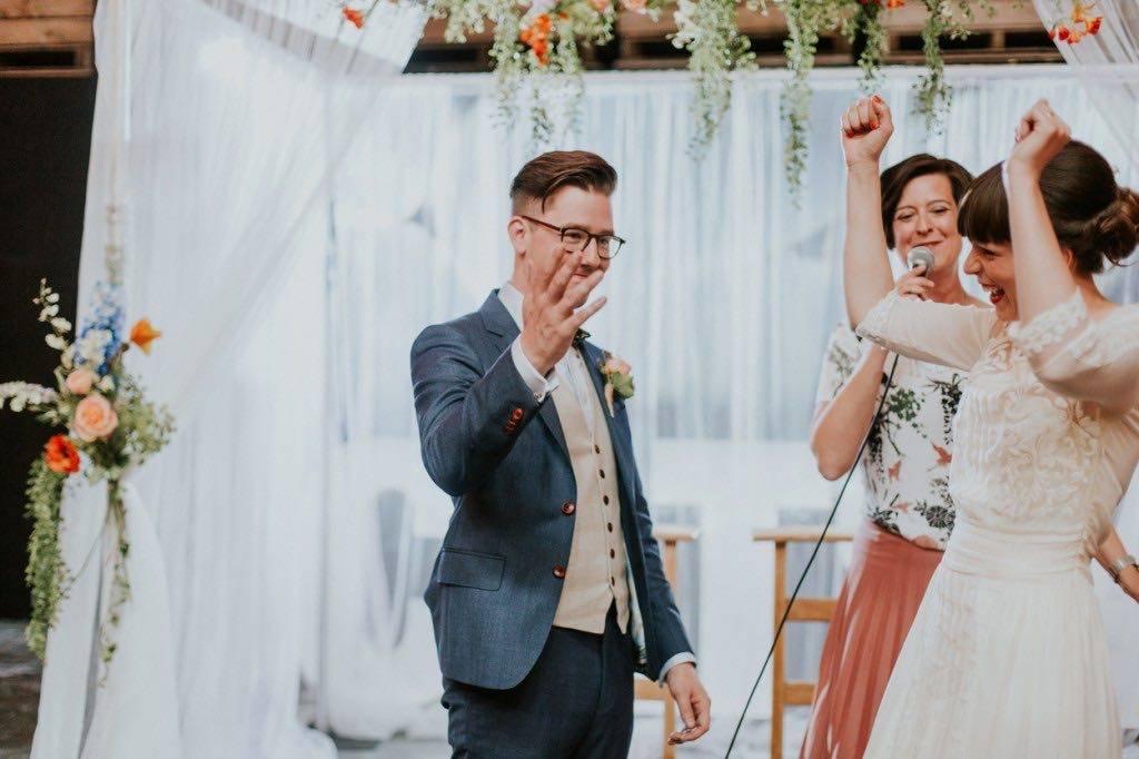 Tine De Donder - Huwelijksceremonie - Ceremoniespreker - Renaat Nijs - House of Weddings 7