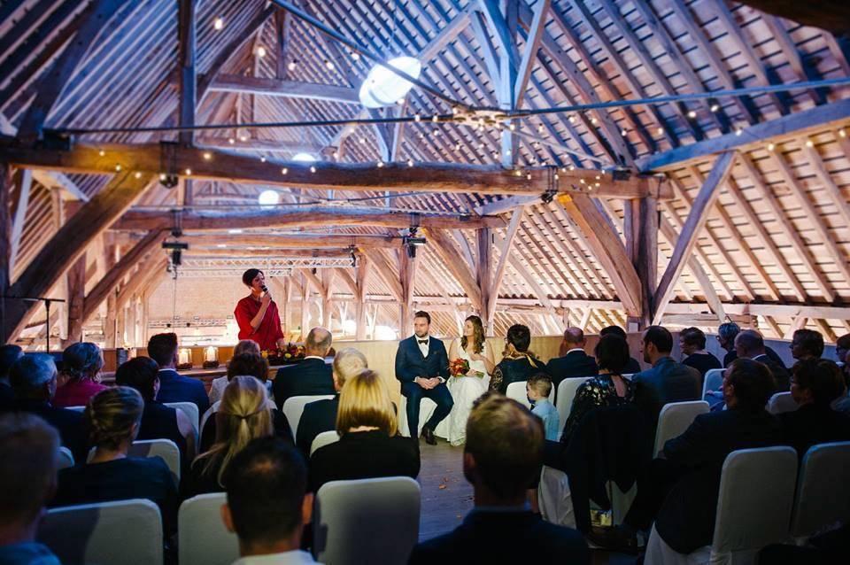Tine De Donder - Huwelijksceremonie - Ceremoniespreker - Wesley Nulens - House of Weddings 2