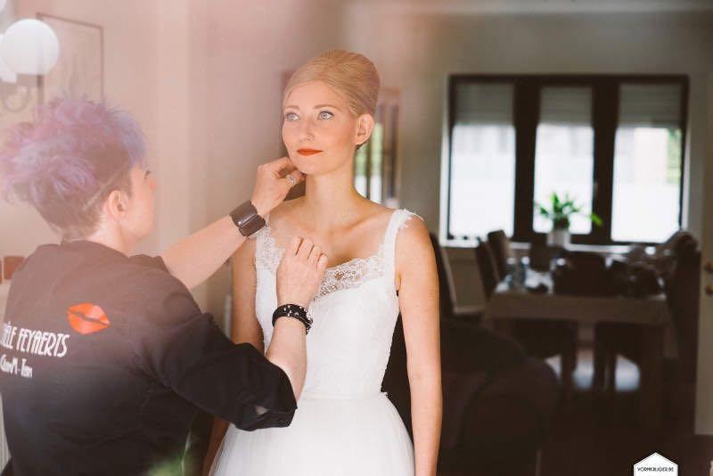 Michèle Feyaerts Make-up