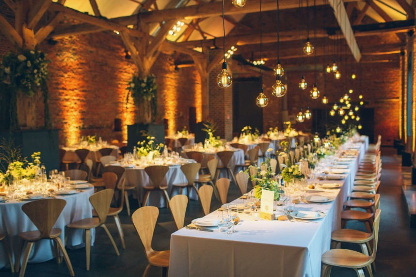 Présence - Wedding planner - Feestzaal - House of Weddings  - 1