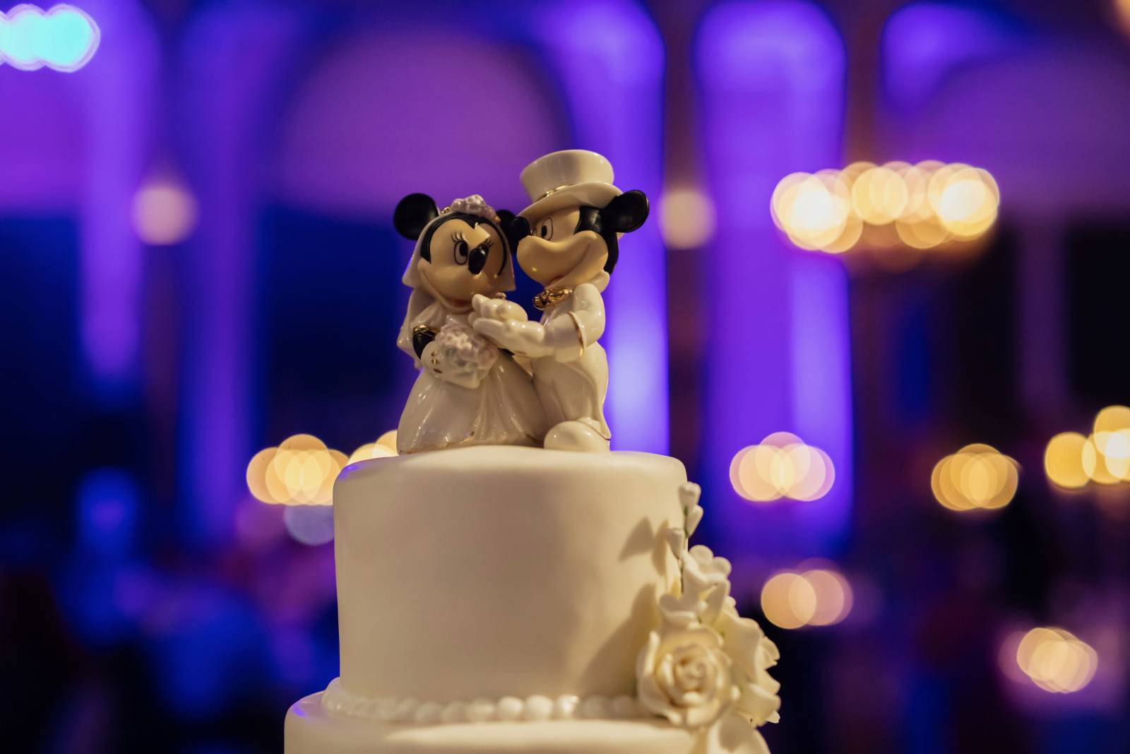 2 - Del Rey - Bruidstaarten - House of Weddings - 1