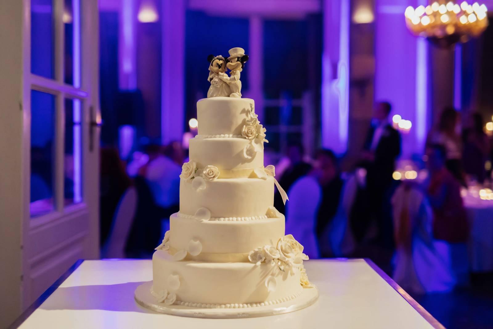 3 - Del Rey - Bruidstaarten - House of Weddings - 1