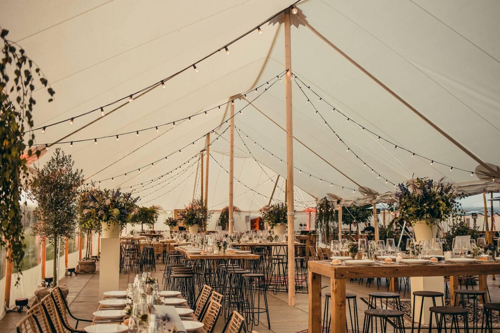 Altiro Tenten - Wedding Tent - Feesttent - Huwelijk trouw bruiloft - House of Weddings - 12