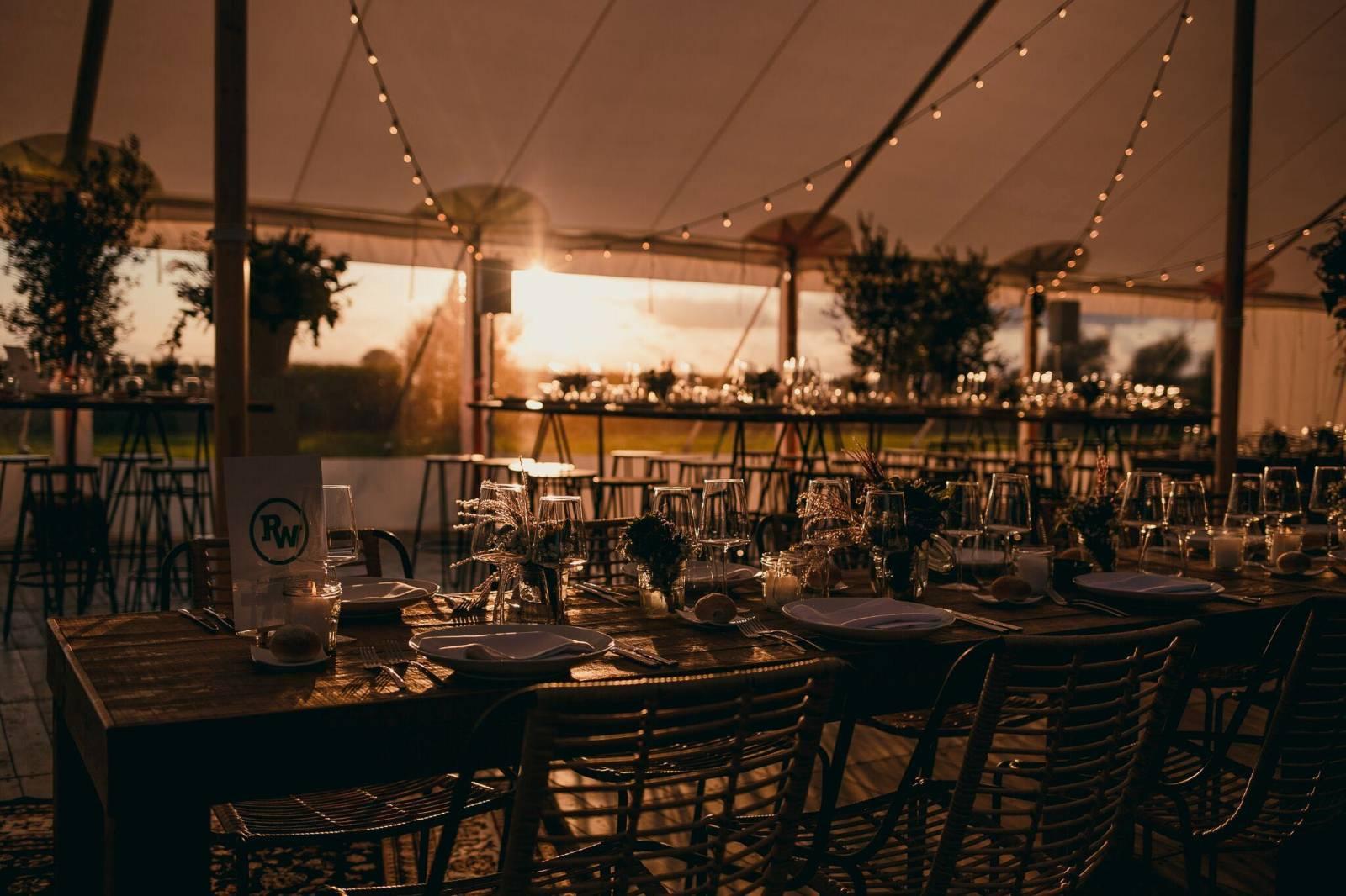 Altiro Tenten - Wedding Tent - Feesttent - Huwelijk trouw bruiloft - House of Weddings - 13
