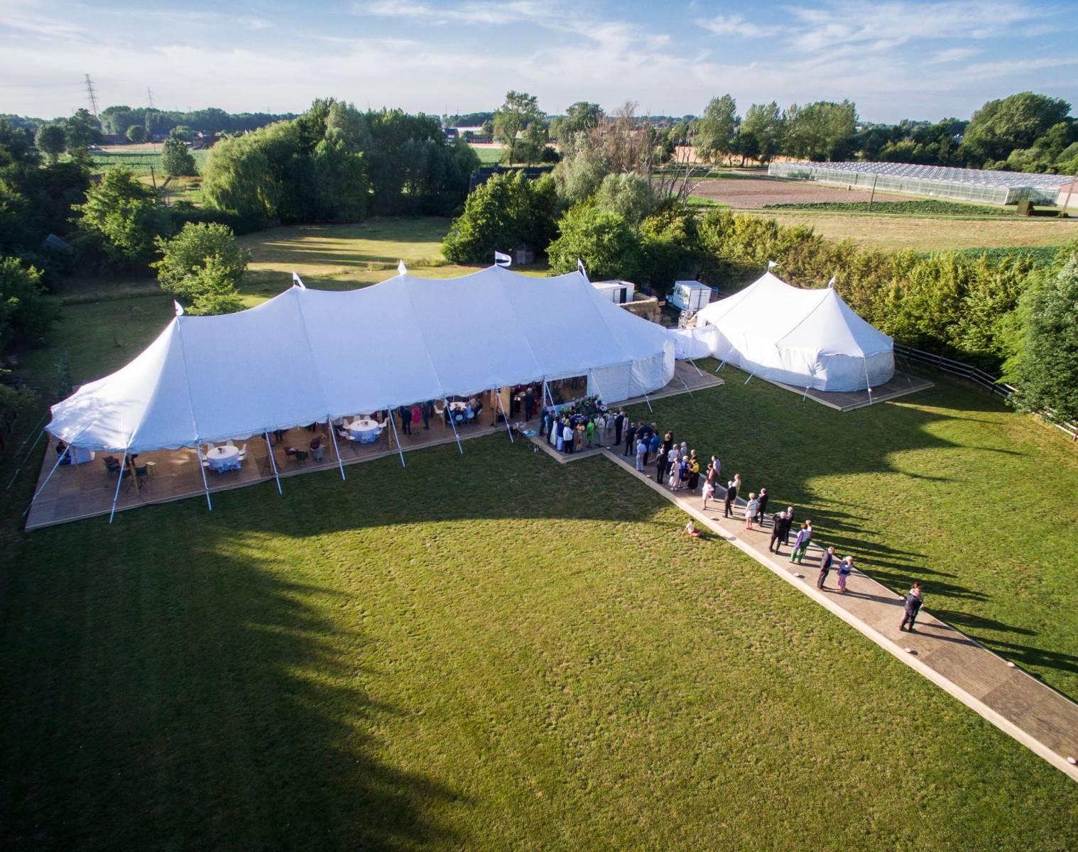 Altiro Tenten - Wedding Tent - Feesttent - Huwelijk trouw bruiloft - House of Weddings - 15