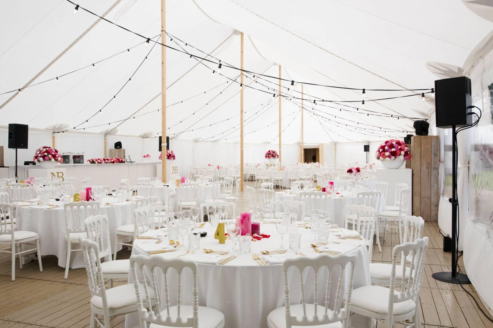 Altiro Tenten - Wedding Tent - Feesttent - Huwelijk trouw bruiloft - House of Weddings - 17