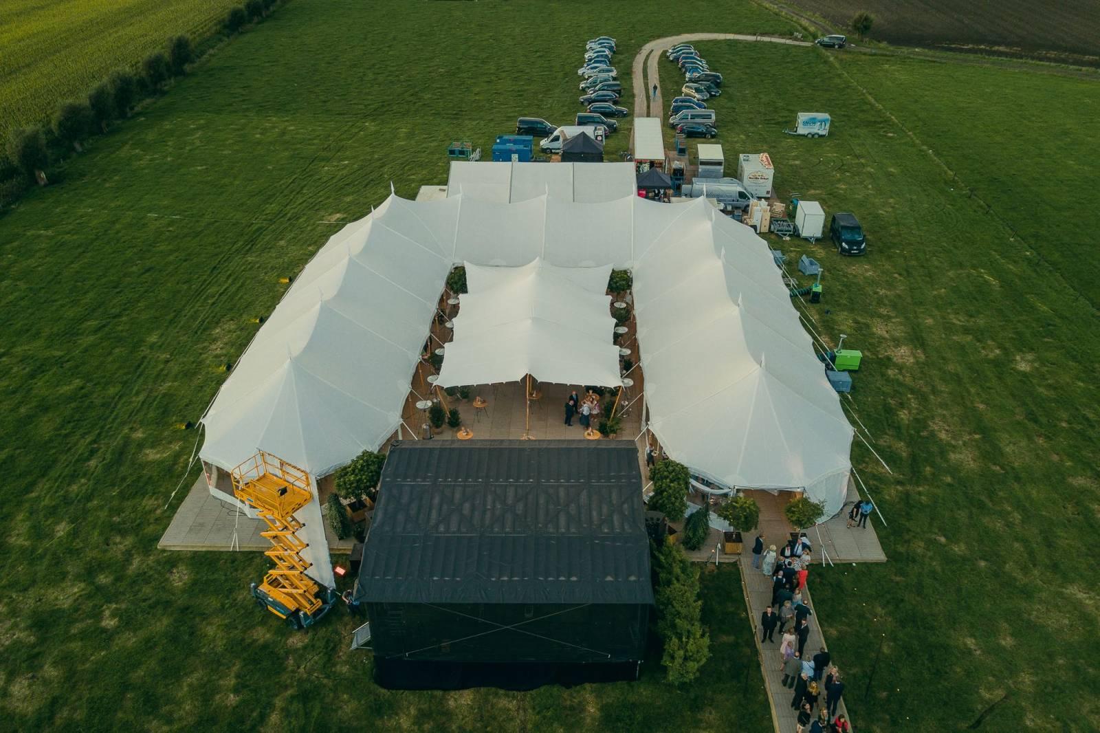 Altiro Tenten - Wedding Tent - Feesttent - Huwelijk trouw bruiloft - House of Weddings - 21