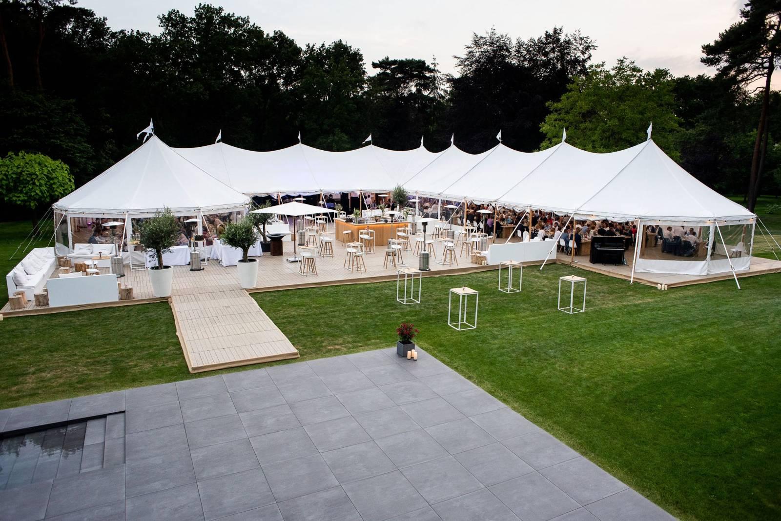 Altiro Tenten - Wedding Tent - Feesttent - Huwelijk trouw bruiloft - House of Weddings - 23