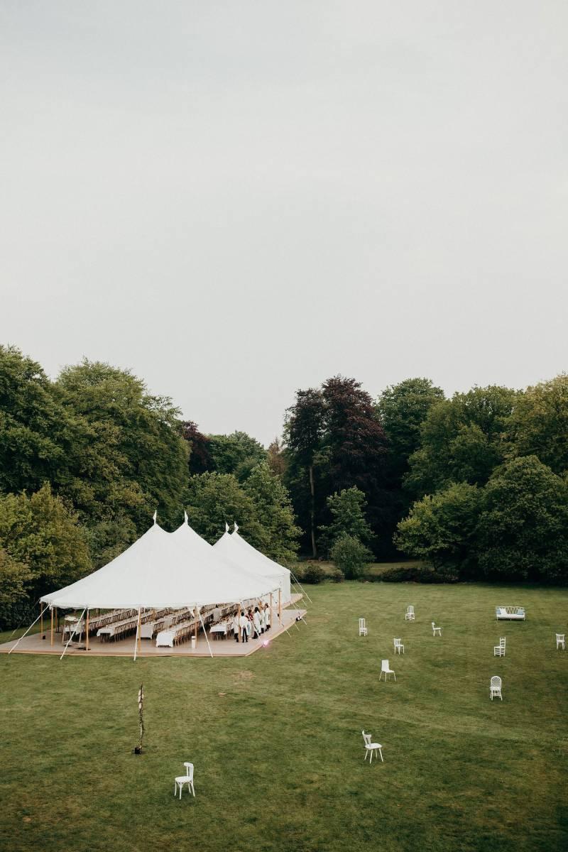 Altiro Tenten - Wedding Tent - Feesttent - Huwelijk trouw bruiloft - House of Weddings - 5