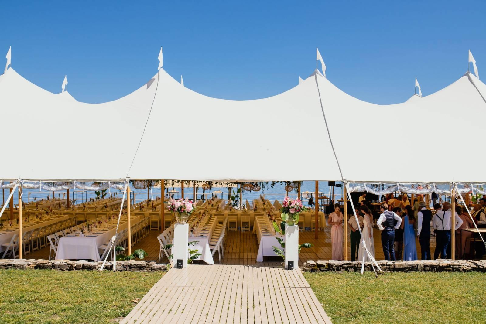 Altiro Tenten - Wedding Tent - Feesttent - Huwelijk trouw bruiloft - House of Weddings - 8