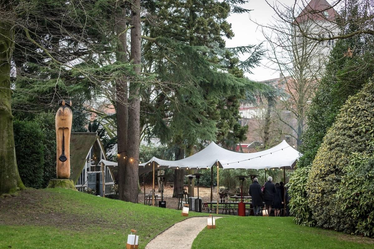 Alix'Table & Jardin d'Amis - Fotograaf: Jeroen Vanden Boer - House of Weddings