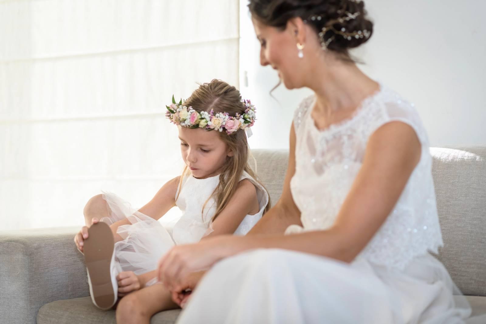 Annick Van Wesemael - Bloemen - Bruidsboeket - Tom Talloen - House of Weddings - 1 2