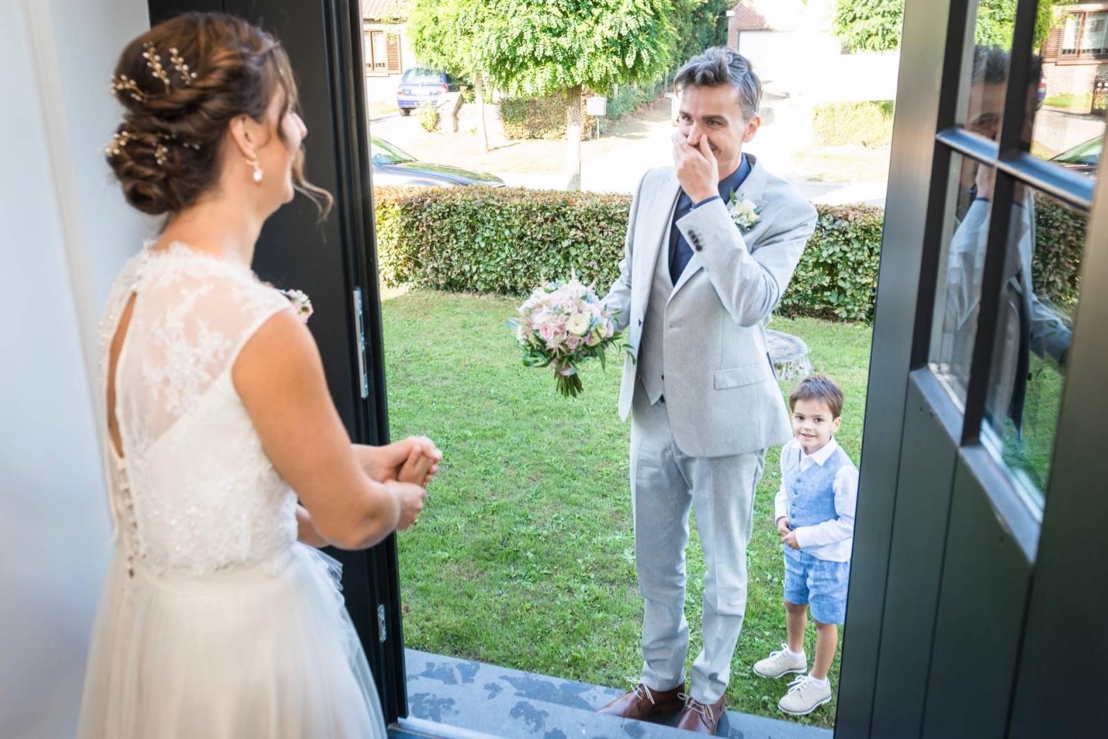Annick Van Wesemael - Bloemen - Bruidsboeket - Tom Talloen - House of Weddings - 2 2