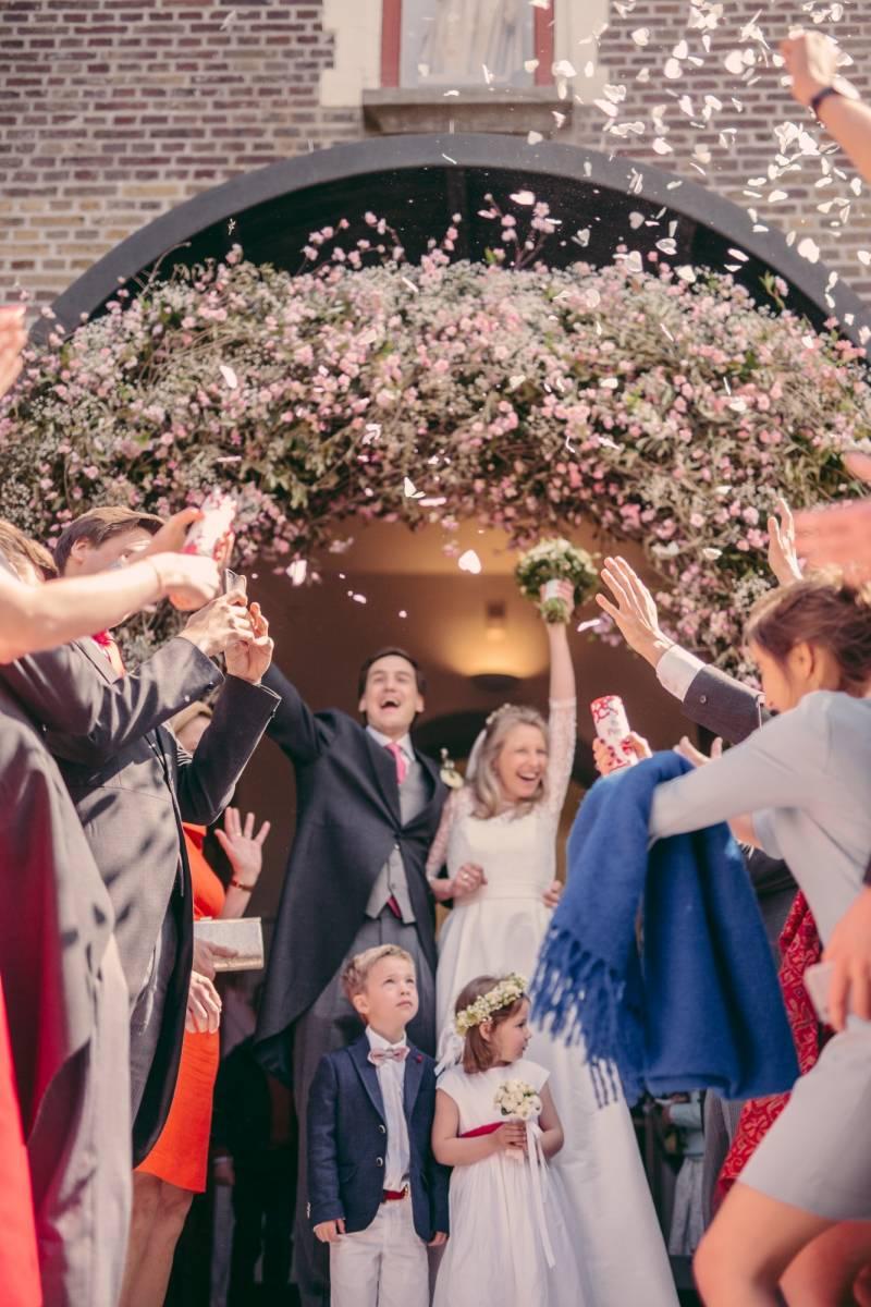 Annick Van Wesemael Bloemen Huwelijk Oost-Vlaanderen - Charlotte the Eclectics - House of Weddings (1)